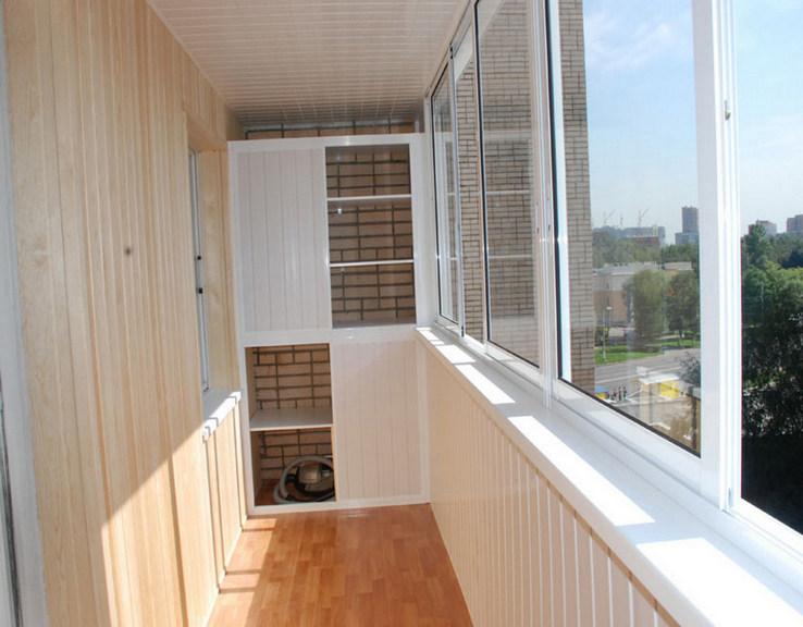Алюминиевое остекление балконов в москве по низкой цене от п.