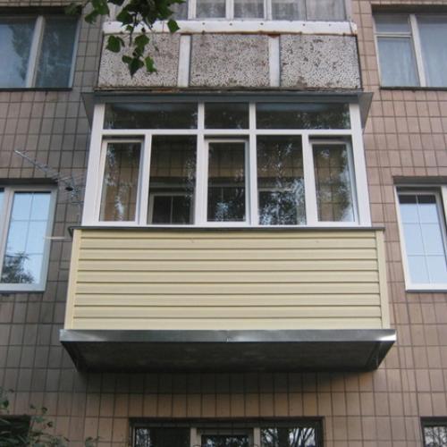 Застеклить балкон в рассрочку москва.